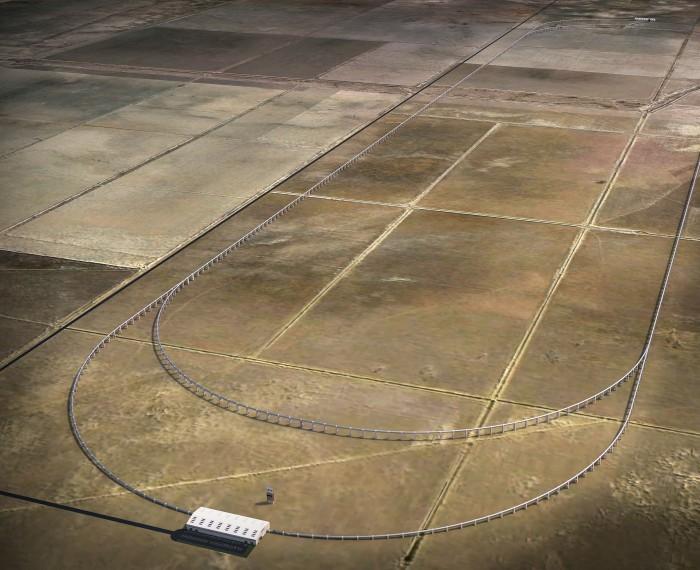 Hyperloop получил первый контракт - 4