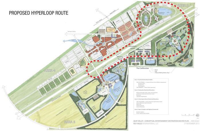 Hyperloop получил первый контракт - 5