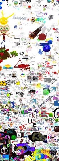 McPaintio — программа, преобразующая изображение в набор мышиных команд, рисующих это изображение - 2