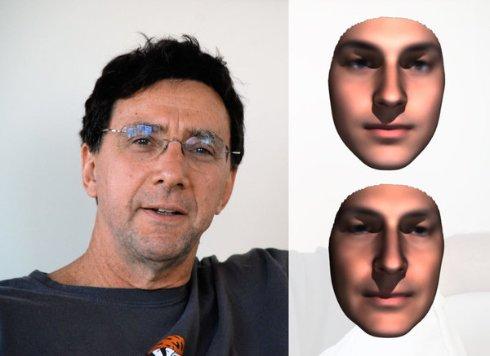 Создана программа, которая рисует портреты по ДНК
