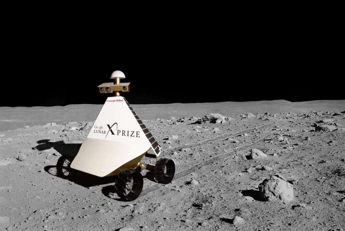 В 2016 году на Луне состоятся гонки луноходов - 1
