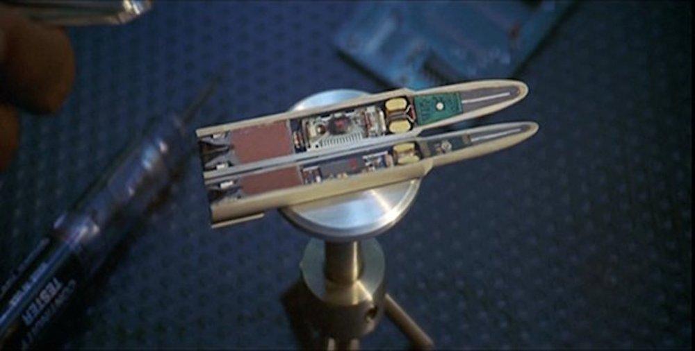 Высокие технологии на службе у адептов Марса - 2