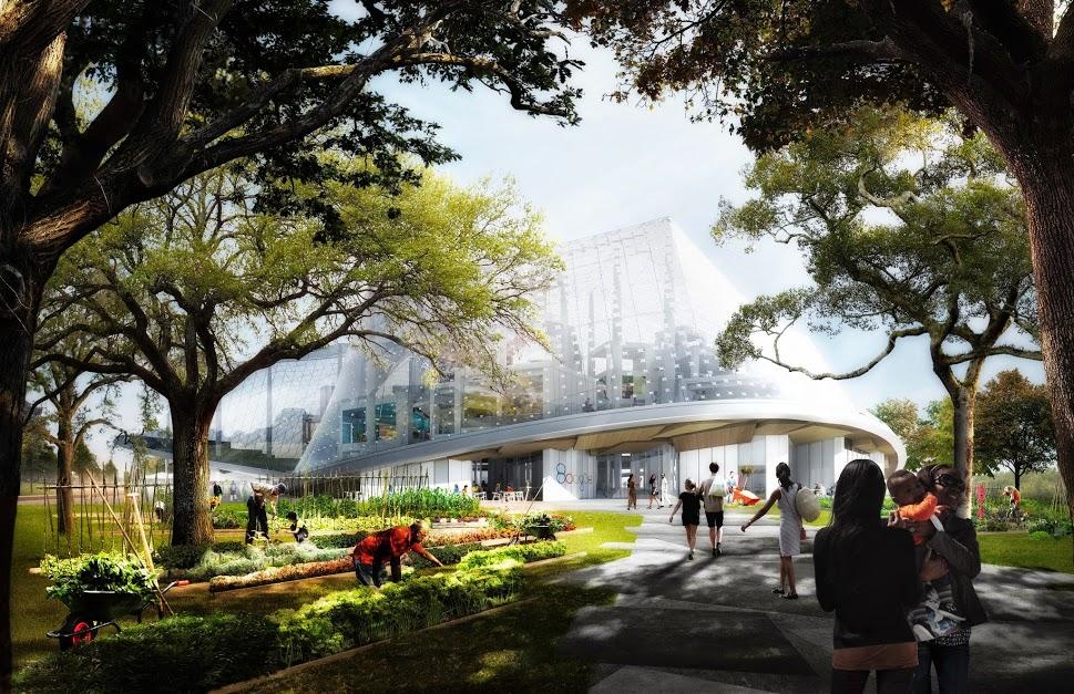 Google собирается построить «стеклянную утопию» в Маунтин-Вью - 5