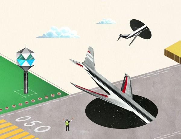 Почему технологии 40-летней давности управляют воздушным движением? - 1