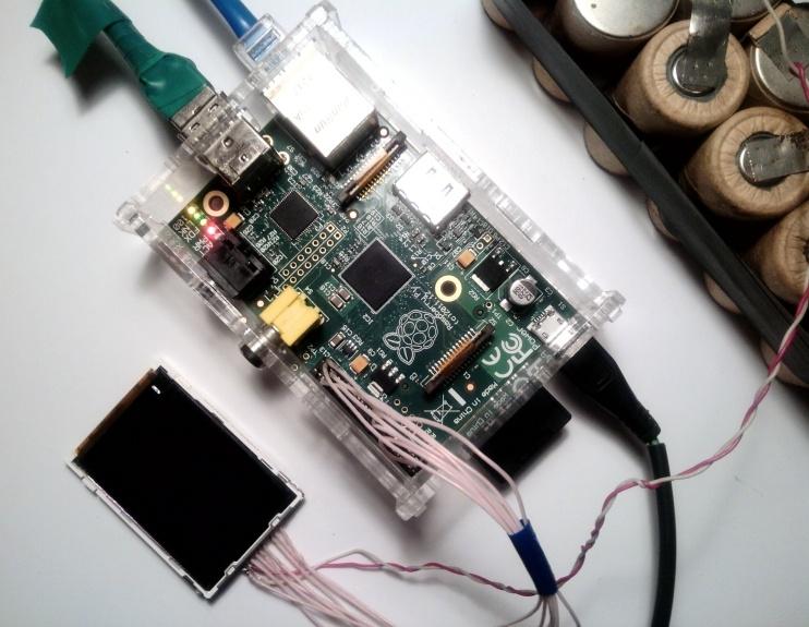 Разбираемся с LCD экраном LPH9157-2 от Siemens C75-ME75 - 4