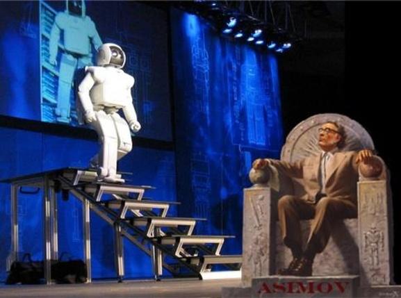 «Хоровод» — первое упоминание трех законов робототехники Айзеком Азимовым 73 года назад - 1