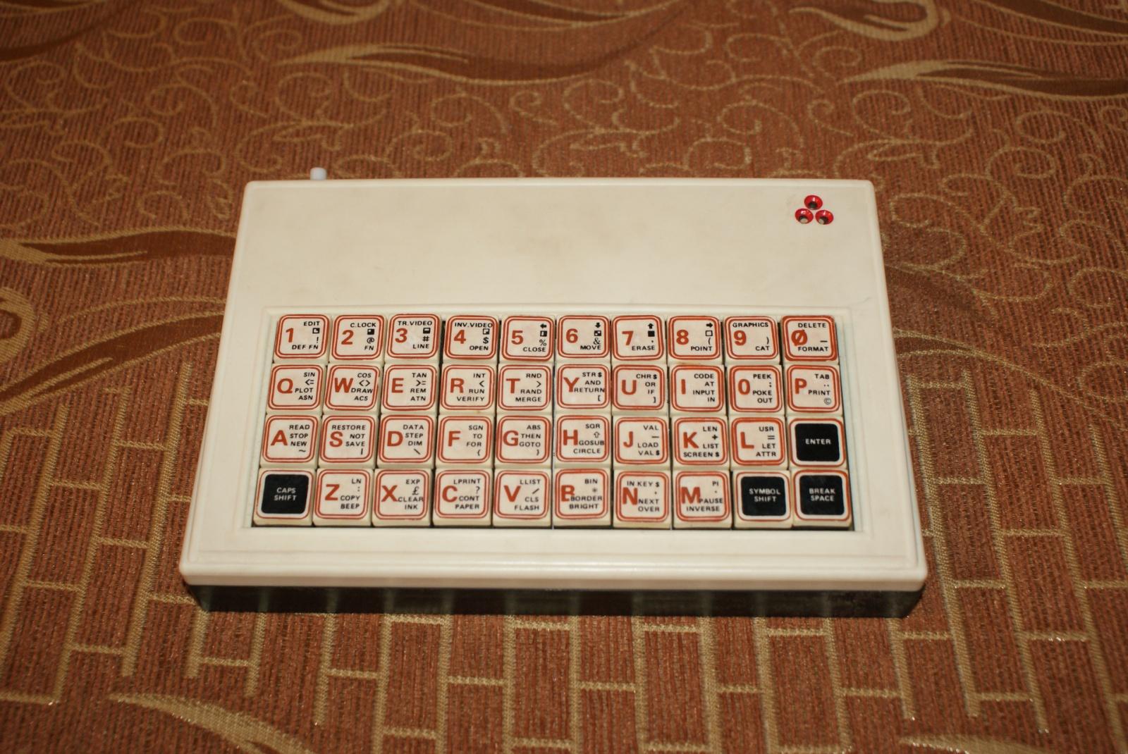 Советский клон ZX-Spectrum или… - 1