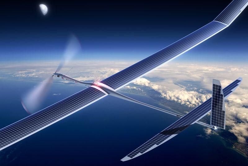 «Интернет-беспилотник» Titan от Google отправится в тестовый полет уже через несколько месяцев - 1