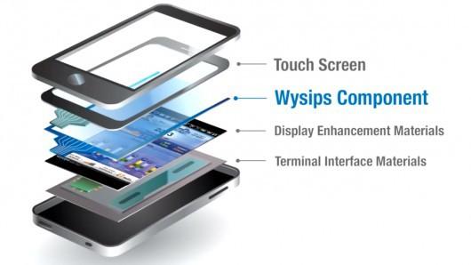 Kyocera представила смартфон с экраном, работающим как солнечная панель - 1