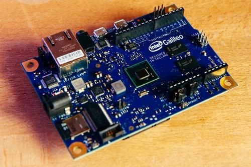 Запускаем стоковое ядро на Intel Galileo - 1