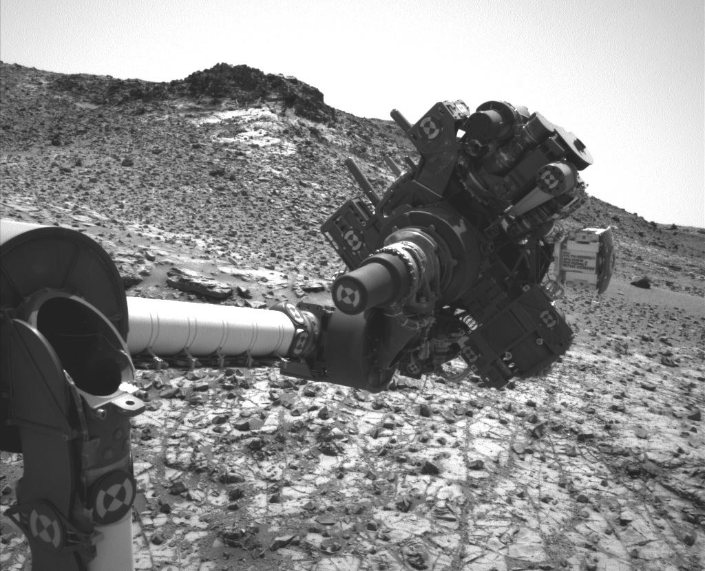 Манипулятор Curiosity сможет продолжить работу на следующей неделе - 1
