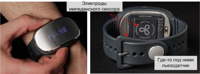 Как умные часы, спортивные трекеры и прочие гаджеты измеряют пульс? Часть 2 - 4