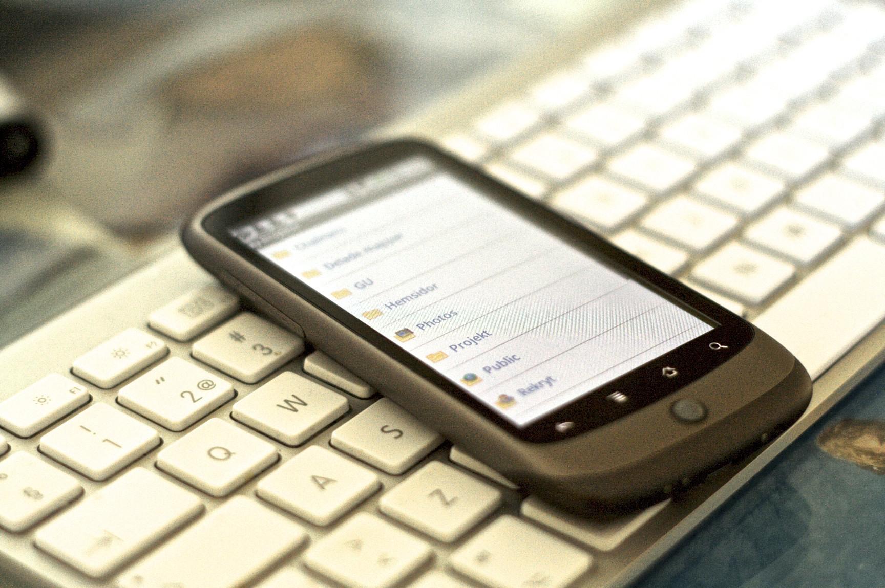 Особенности работы с файлами в приложениях на разных мобильных платформах - 1