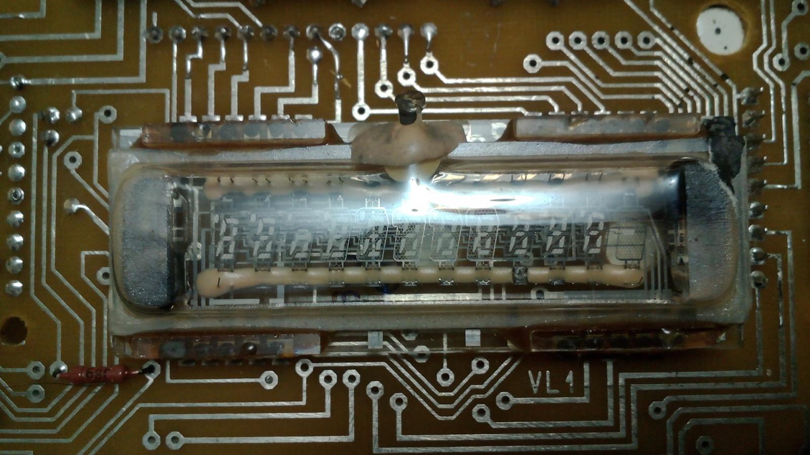 Старовинное гик-порно, или смотрим внутренности «Электроника МК-52» - 12