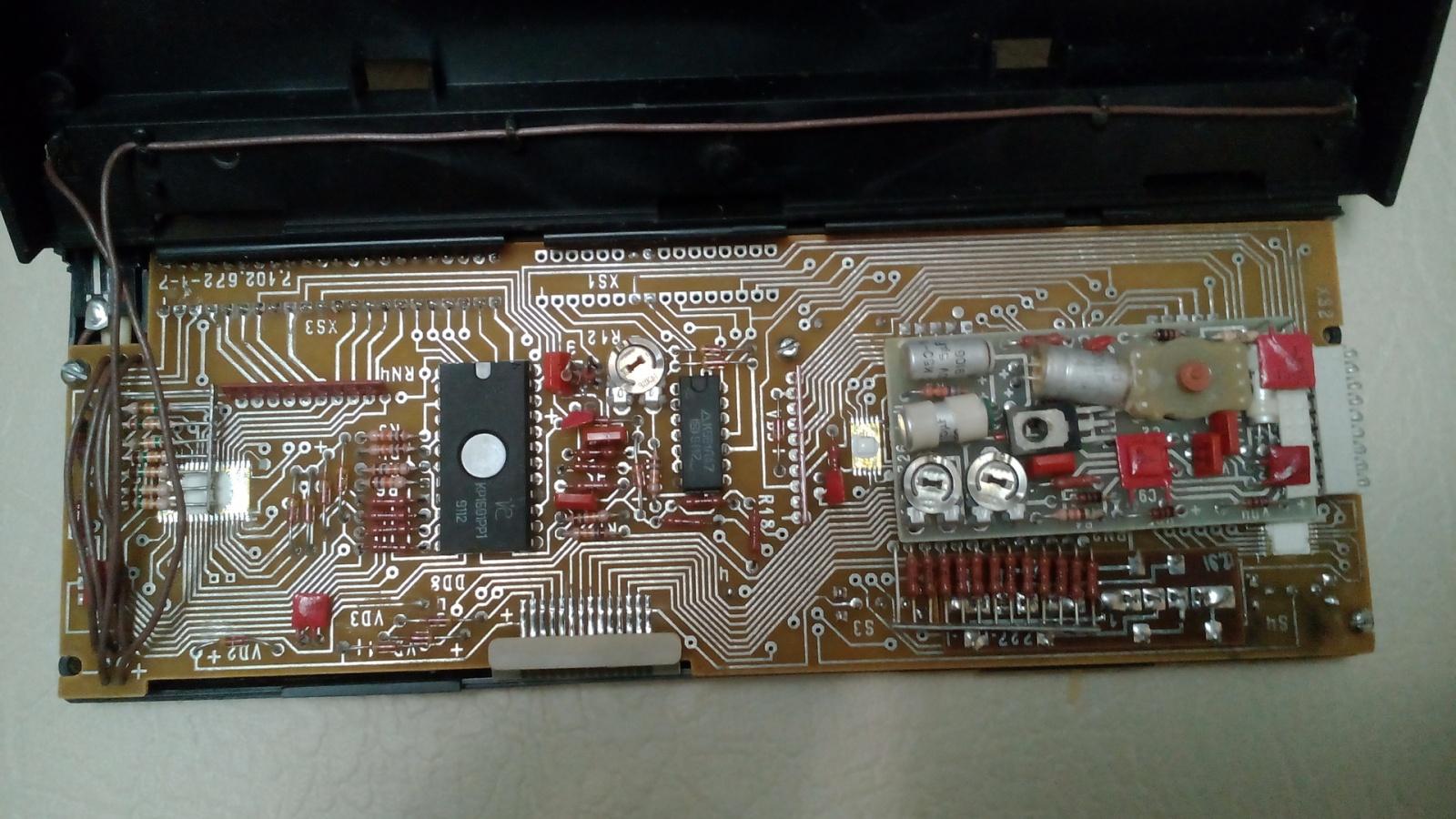 Старовинное гик-порно, или смотрим внутренности «Электроника МК-52» - 5
