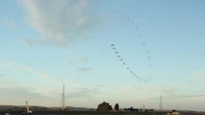 600-киловаттный воздушный змей Google Makani запустят уже в апреле - 1