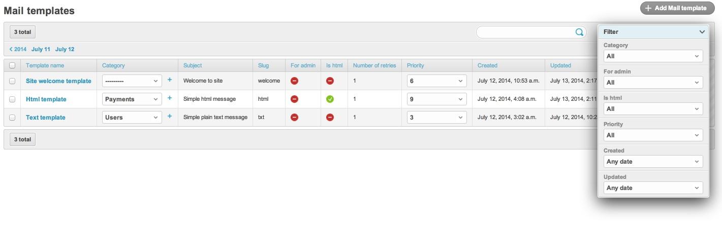 Django DB Mailer — простая и удобная батарейка, для отправки почтовых сообщений в вашем проекте - 1