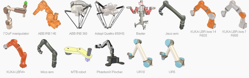 Программируем роботов — бесплатный робосимулятор V-REP. Первые шаги - 11