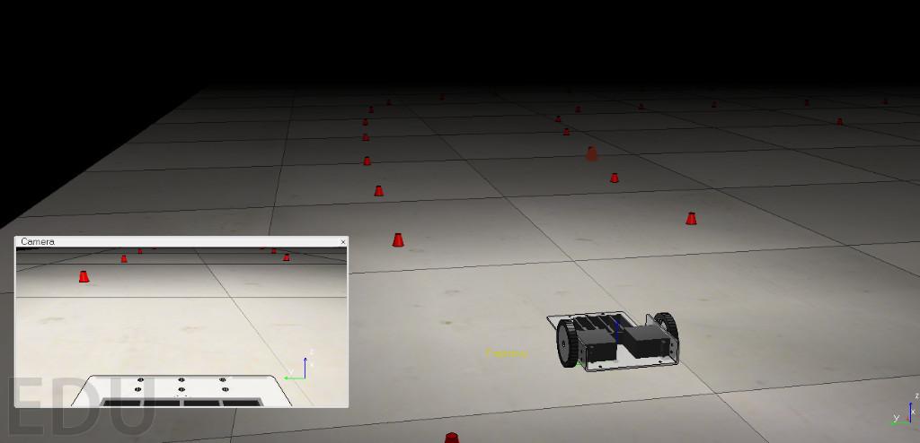 Программируем роботов — бесплатный робосимулятор V-REP. Первые шаги - 12
