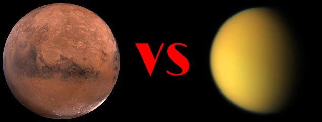 Почему лучше колонизировать Титан, чем Марс - 1