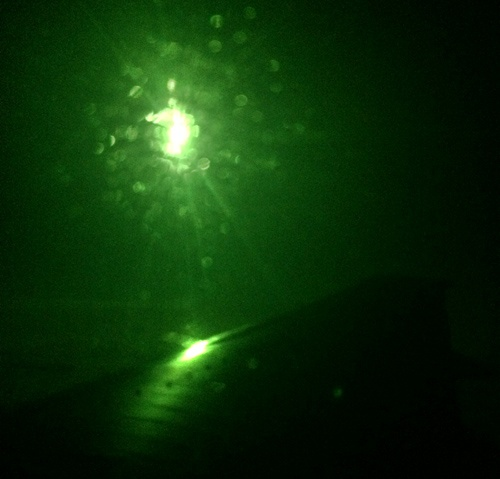 Солнечное затмение с воздуха и из космоса - 19