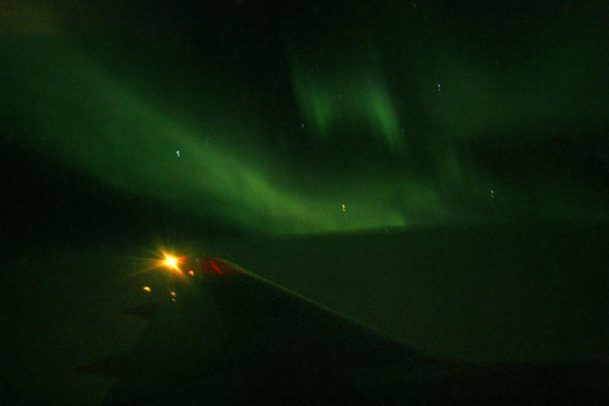 Солнечное затмение с воздуха и из космоса - 3