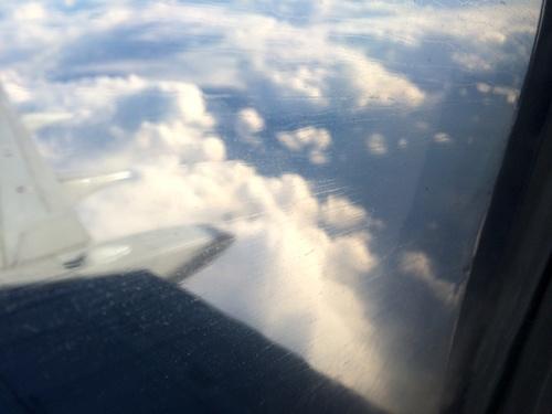 Солнечное затмение с воздуха и из космоса - 6