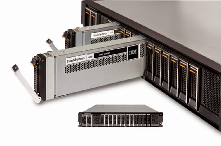 Тестирование флеш СХД. IBM FlashSystem 840 - 1