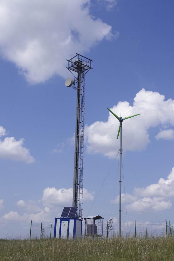 Зелёная энергетика для базовых станций и всего до 2 КВт — трёхлетний опыт с ветряками, солнечной генераций + геозондом - 2