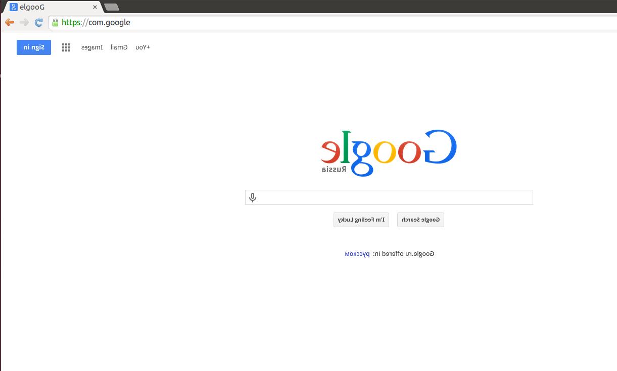Google поздравил с 1 апреля запуском в корневой зоне .google - 2