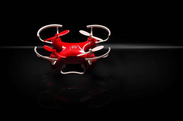 OnePlus представила миниатюрный беспилотный летательный аппарат DR-1 - 1