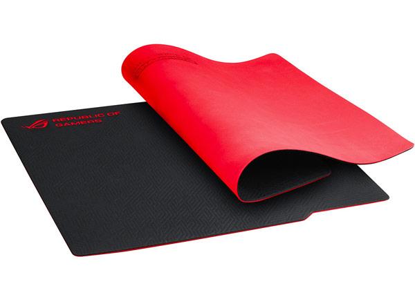 Для обеих новинок характерно использование фирменных цветов ROG — красного и черного