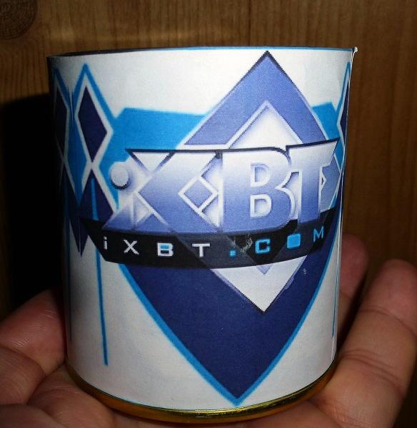 Новый продукт для участников конференции iXBT.com - 2