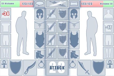 «Собери 3 сердца, 3 черепа и 3 меча одним сдвигом», или как мы делали игру - 5