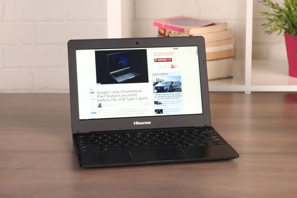 Google Hisense Chromebook и Haier Chromebook 11 Rockchip