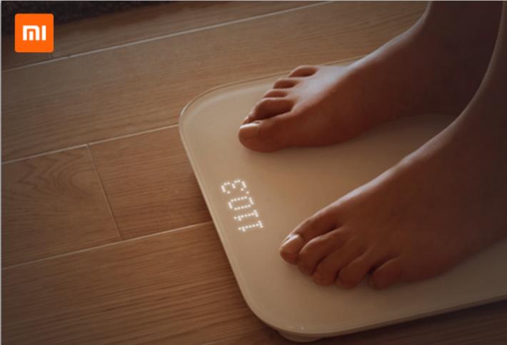 Xiaomi анонсировала умные весы - 2