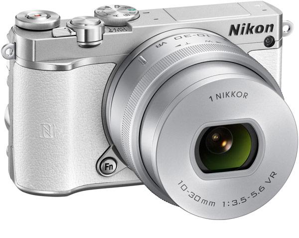 В камере Nikon 1 J5 используется процессор Expeed 5A