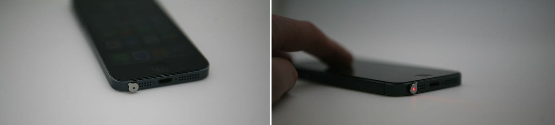 Инвентаризация: лазерная указка для смартфонов, физическая кнопка для Android и Bluetooth затвор для селфи - 10