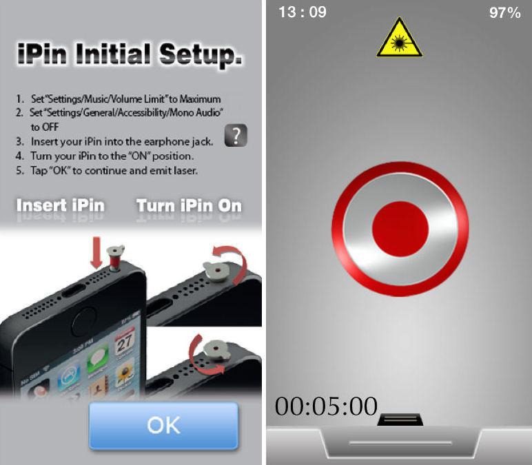 Инвентаризация: лазерная указка для смартфонов, физическая кнопка для Android и Bluetooth затвор для селфи - 11
