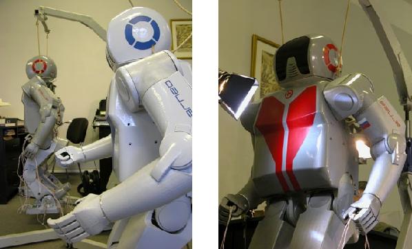 История развития антропоморфной робототехники - 6
