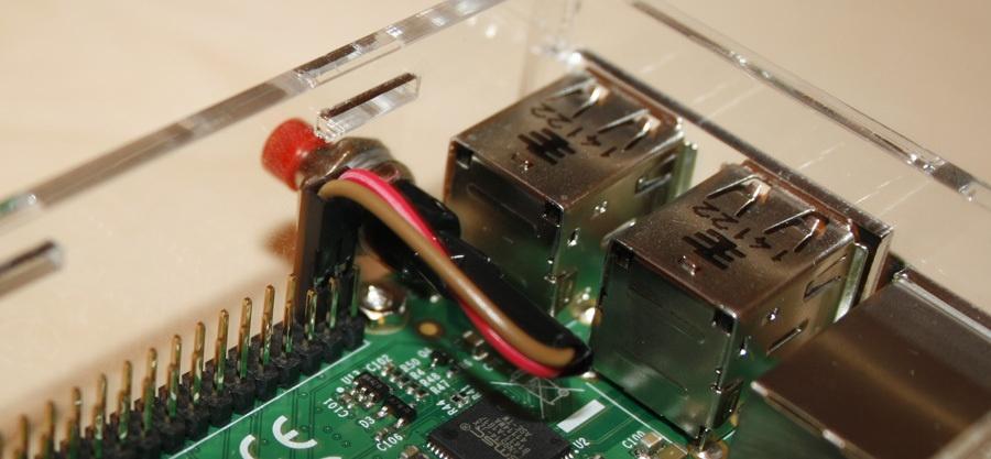 Кнопка выключения для Raspberry Pi - 3