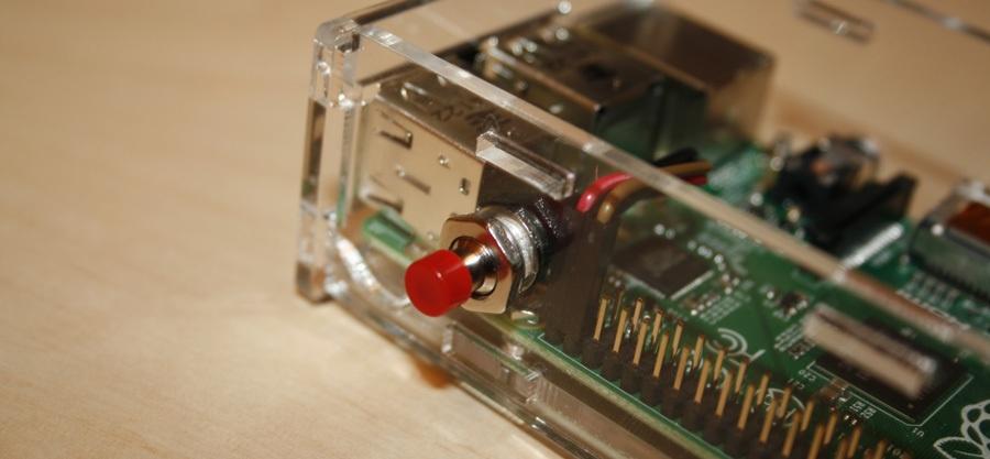 Кнопка выключения для Raspberry Pi - 1
