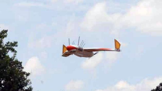 ВМС США создали беспилотник, способный и плавать, и летать - 1