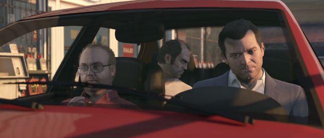 Grand Theft Auto V для ПК в режиме FullHD с 60 fps выглядит изумительно - 1