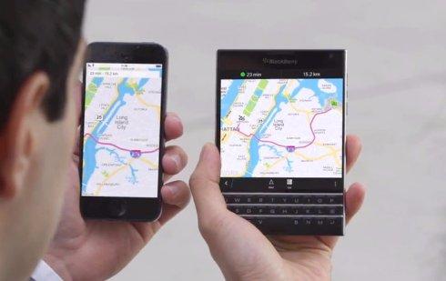 Британец сменил iPhone 6 на BlackBerry Passport и рассказал о своих впечатлениях