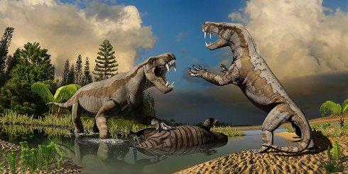 Эти монстры жили на Земле 200 млн лет назад