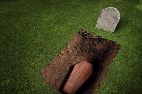 Как выбраться из гроба в случае ошибочного захоронения
