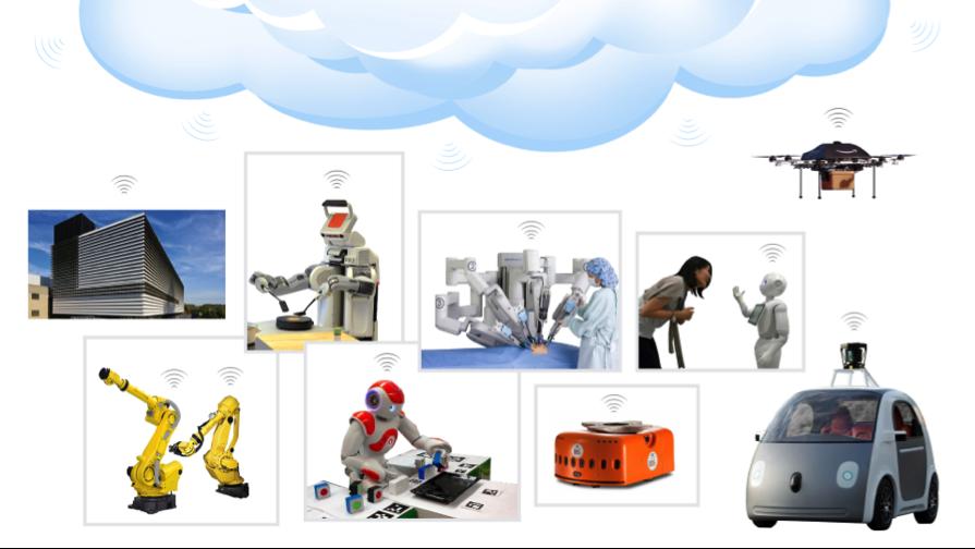Когда роботы «витают в облаках»: Пять составляющих облачной робототехники - 7
