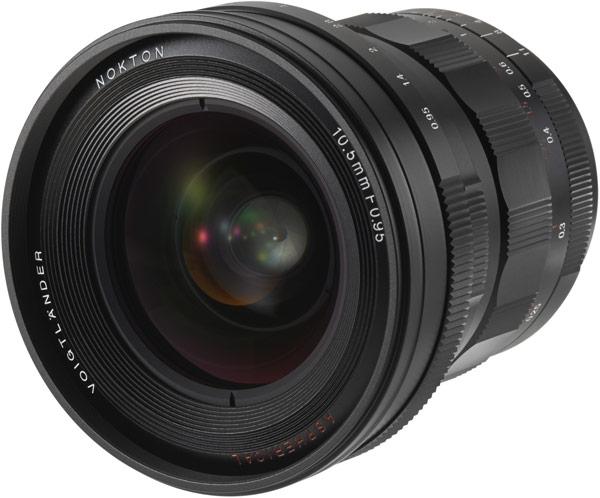 Названа цена объектива Voigtlander 10.5mm / F0.95 Nokton для камер системы Micro Four Thirds