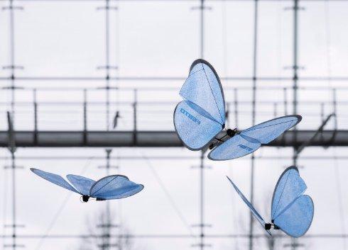 Новинки от робототехнической компании Festo поражают воображение